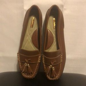 Nwot Brown Thom Mcan loafers